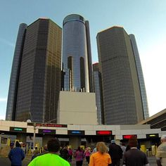 I like the Detroit marathon - being able to jog through border crossings
