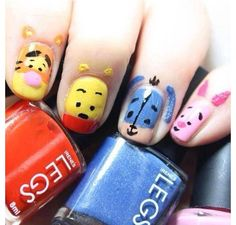 Wish I could do these. They would look so adorable!!!