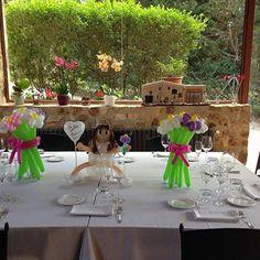 Temps de comunions! #festes al #restaurant #CalaMaria de #Llagostera #Girona #km0 #slowfood 972) 831334