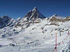 Cervinia and The Matterhorn (Monte Cervino), Valle d'Aosta