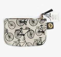 Zip Pouch Sm Bicicletta