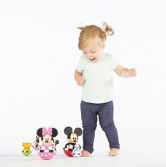Give these toys a push and watch them teeter toddle!