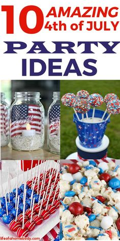 15 Ways to Celebrate Independence Day with Kids Party fun
