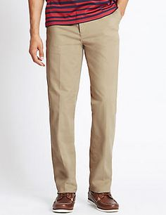 Climate Control Chinos #trousers #leggings #skinny #men #man #fashion #style #marksandspencer #erkek #pantolon #mscollection #autograph #blueharbor #limitededition #slimfit #straightfit