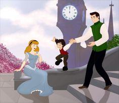 Cenicienta, Príncipe Encantado e Jacob