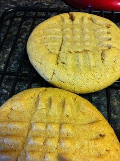 Sofy peanut butter cookies