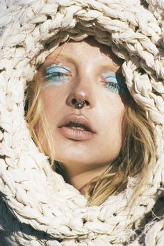 ISOBEL CLAIRE makeup. hair. fashion journal. the land of milk & honey. - oneninetynine management