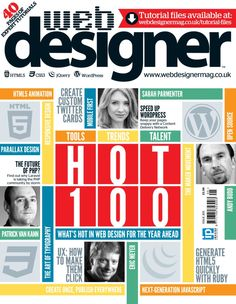 Web Designer  Magazine - Buy, Subscribe, Download and Read Web Designer on your iPad, iPhone, iPod Touch, Android and on the web only through Magzter