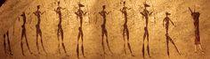 South Africa blombus original rock art
