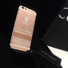 Golden Concept #LuxuryEdition  24K Rose Gold Edition Iphone  _______________________________________ Golden Concept lüx telefon üretip satışa sunan bir firma olmakla birlikte,sahip oldugunuz telefonlarıda kasa değişikliği ile kişiye özel bir telefona dönüştürebilir _______________________________________ Detaylı bilgi için ; 0090 532 625 6617 #goldenconcept #luxury #istanbul #luxuryphone #yatchlife #luxurylifestyle #specialedition