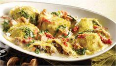 National Day of the Mushroom: Mushroom Ravioli Recipe