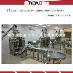 YB-420F CE Approved automatic milk powder packing machine with screw elevator