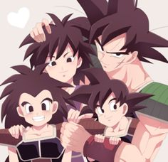 Bardok's Family.