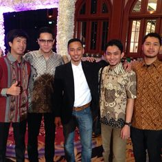 Enggeh's Wedding Party