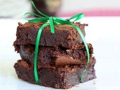 Brownies de marihuana en microondas