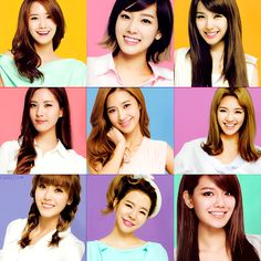 Girls' Generation #FeelTheHeat
