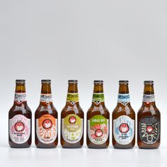 Unsure what to get for your beer-loving friend? We've got you covered. This Hitachino Nest Sampler Set is a six-pack carrier filled with six different bottles of Hitachino Nest craft beers. Included in the set are: Anbai Plum Ale, Dai Dai IPA, Saison du Japon, Red Rice Ale, Nipponia Pilsner, and White Ale.