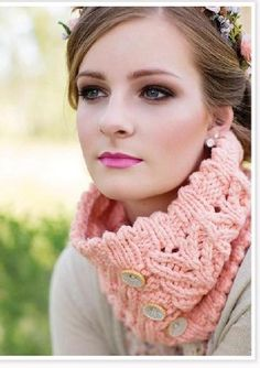#ClippedOnIssuu from Dress to impress knitted scarves