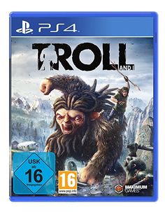 Get ready to go on an adventurous journey with Troll and I for PlayStation This epic game is packed with fun levels, awesome graphics and great gameplay, perfect for endless hours of gaming fun. It is also a superb gift for all gaming fanatics. Gamecube Games, Wii Games, Playstation, Ps4, Troll, Unlikely Friends, Game Happy, New Video Games, Game Prices