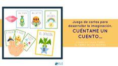 Contar historias en español es muy importante, sobre todo porque te pone a prueba y te hace poner en práctica vocabulario y gramática. Homeschool, Ideas, To Tell, Spanish, Diy Creative Ideas, Reading Workshop, Vocabulary, Oral History, Kids Education