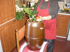 Kvasená zelenina podľa starého bulharského receptu (fotorecept) - recept | Varecha.sk Red Peppers
