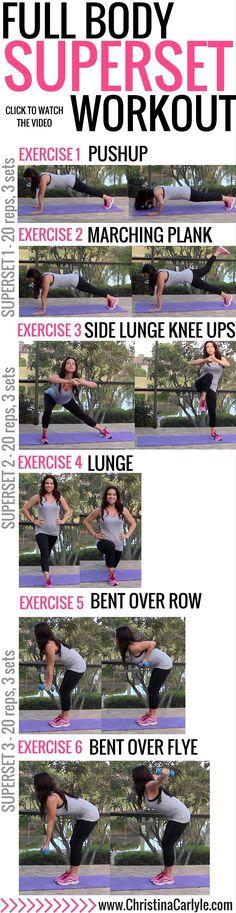 Full Body Workout
