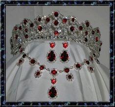 Empress Josephine ruby parure by EmeliaT