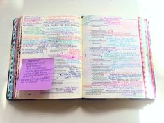 """Do you ever feel like you're doing something wrong because everyone at your church or Bible studies seem to get so much purposeful stuff out of their """"quiet time"""" with the Lord, w… Bible Study Notebook, Bible Study Tips, Bible Study Journal, Scripture Study, Prayer Journals, Beginner Bible Study, Devotional Journal, Bible Notes, My Bible"""