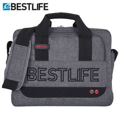 Special offer BESTLIFE Business handbag Casual Messenger Laptop Bag Case  Briefcase Office Compartment 15.6 Inches Computer 427f0949425af