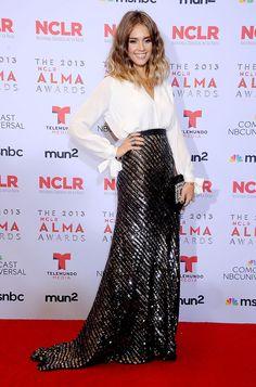 Las mejor vestidas de la semana - Jessica Alba  - Juan Carlos Obando