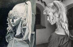 'Sylvette, Sylvette, Sylvette: Picasso und das Modell' ('Sylvette, Sylvette, Sylvette: Picasso y la modelo'), en el Kunsthalle de Bremen (Alemania) hasta el 22 de junio, es una sorprendente exposición que pone bajo el mismo techo por primera vez la serie de obras de Picasso con Sylvette David como musa. El pintor la conoció en la Costa Azul cuando ella tenía 19 años, en 1954
