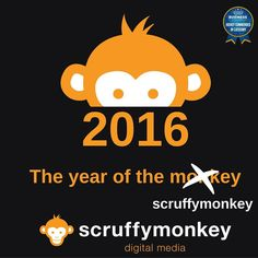 Make your #chinesenewyear a Scruffymonkey year with our superb #website & #webdevelopment packages #bestofbolton #bolton