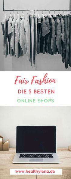 2231c76c966145 Mittlerweile gibt es zahlreiche Online Shops, in denen du nachhaltige  Kleidung kaufen kannst. Heute
