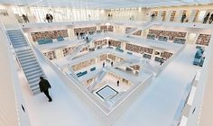 The coolest bookstores & libraries you'll ever see