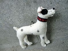 Custom Rat Terrier Dog Friend Ornament | Flickr - Photo Sharing!