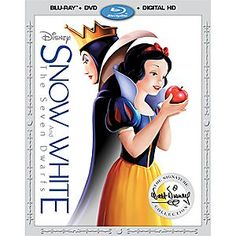 Disney Snow White and the Seven Dwarfs Blu-ray Combo Pack with FREE Lithograph Set Offer - Pre-Order | Disney Store