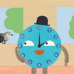 Video stills of the nursery rhyme Hickory Dickory Dock Nursery Rhymes Lyrics, Nursery Rhymes Preschool, Nursery Rhymes Songs, Preschool Music, English Activities For Kids, Rhyming Activities, Kids Background, Cartoon Background, Nursery Ryhmes
