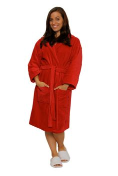 Our Velour Hooded Kimono Robes have been woven using 100% top quality cotton.  These 29c0b230c