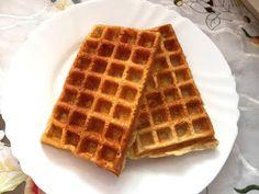fit gofry owsiane z mlekiem i jajkiem Fruit List, Keto Fruit, Butter, Healthy Sweets, Crackers, Waffles, Sugar, Breakfast, Recipes