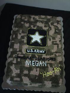 military cake Cakes Pinterest Military cake Military and Cake