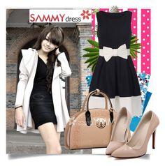 """""""Sammydress 35"""" by danijela-3 ❤ liked on Polyvore featuring Nearly Natural, women's clothing, women, female, woman, misses, juniors, MustHave, sammydress and winteredition"""