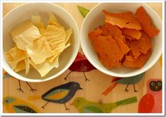 I'm interested in the sweet potato chips and the flavors.  We don't eat empty calories of toxin = nightshades = potato.  ;o)  We do eat the nightshades with lots of nutrition (tomato, peppers).  Our personal bag or health problems/sensitivities.