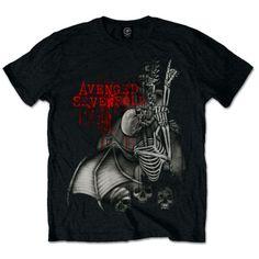 Official Avenged Sevenfold - Spine Climber Tee Just £15 All Sizes Men /  Womens  PUNKTRASH.CO.UK