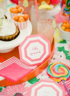 Inspired by These Citrus Orange + Pink Wedding Ideas - Inspired By This