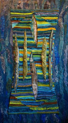Mater and Matrix by KatAllisonFiber on Etsy, $1050.00