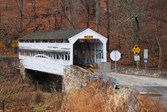 Valley Forge Covered Bridge, Valley Forge, Pennsylvania