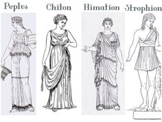 Popular ancient greek dress types of greek dresses: outfit with a greek goddess dress Greek Chiton, Greek Toga, Historical Costume, Historical Clothing, Ancient Greek Costumes, Ancient Greek Dress, Greek Goddess Dress, Roman Dress, Roman Clothes