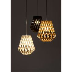 A True Piece of Lighting Decoration for Your Home - Showroom Finland Pilke Pendant Lamp Design by Tuukka Halonen