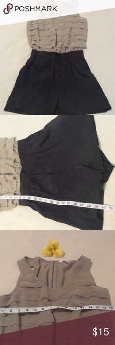 Romper Shorts Dress by Papaya Cute romper outfit.100% Polyester Papaya Dresses
