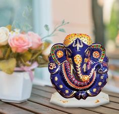 Got invitation at your friend's house for griha pravesh ceremony? Thinking of what to gift? Then explore the Online Gifts shop and buy an adorable Ganesha idol. Online Gift Store, Online Gifts, Religious Gifts, Ganesha, Spiritual, Idol, Fancy, Invitations, Explore